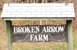 Broken Arrow Farm And Old Mansfield Village